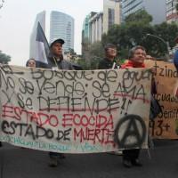 Comunicado da Rede Antimilitarista da América Latina e do Caribe em solidariedade com as lutas indígenas mexicanas