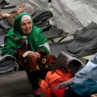[Croácia] Refugiada afegã de 105 anos busca uma vida melhor na Europa
