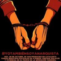 [Espanha] Basta de repressão ao movimento anarquista