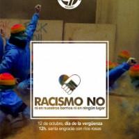 """[Espanha] Crônica da manifestação """"12 de outubro, dia da vergonha"""""""