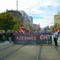 [Espanha] Crônica da manifestação Anti-OTAN em Zaragoza