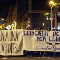 [Espanha] Em liberdade oito dos nove anarquistas detidos em Barcelona