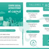 """[Espanha] Foi aberto o CSA """"El Cargol"""" em Tarragona e já estão sendo organizadas atividades"""