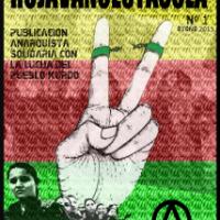 [Espanha] Nº1 da Revista 'Rojava no está sola': Publicação anarquista solidariedade com a luta do povo curdo