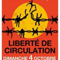 [França] Manifestação de solidariedade a todos os imigrantes: Liberdade de circulação!