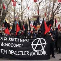 [Grécia] Karditsa: Informação sobre a ação de solidariedade com os lutadores curdos e turcos