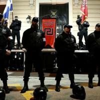 [Grécia] Os policiais seguem votando massivamente nos neonazis