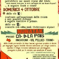 [Itália] 10 anos de Nunatak