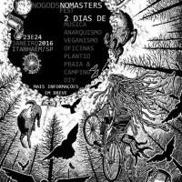 [Itanhaém-SP] No Gods No Masters Fest, 23 e 24 de janeiro de 2016