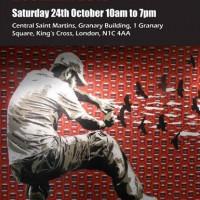 [Reino Unido] 34ª Edição da Feira do Livro Anarquista de Londres acontece no dia 24 de outubro