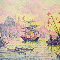 Águas reluzentes - Paul Signac, o pintor navegante do pontilhismo