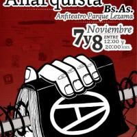 [Argentina] Buenos Aires: Confira a programação da Feira do Livro e Difusão Anarquista