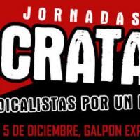 [Chile] Jornadas Ácratas e Anarcossindicalistas Por Um Mundo Novo