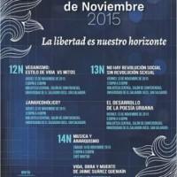 [El Salvador] Diálogos Libertários de Novembro