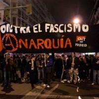 [Espanha] Comunicado do Sindicato de Ofícios Vários da CNT de Madrid ante a repressão e detenções de militantes anarquistas e antifascistas no 20-N