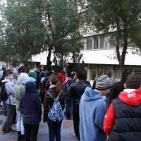 [Espanha] Em Madrid, são liberados os antifascistas detidos na Cidade Universitária