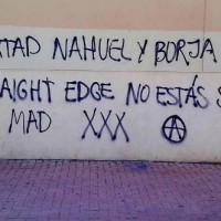 [Espanha] Liberdade para Nahuel e Borja