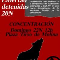 [Espanha] Manifestação do 20N é reprimida em Madrid