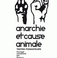 [França] Lançamento: Anarquia e causa animal. Textos de referência