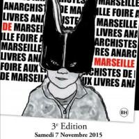 [França] Terceira edição da Feira de Livros Anarquistas de Marselha acontece neste sábado