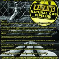 [Grécia] Anarquistas de Kavala: Não ao gasoduto Trans-Adriático (TAP)