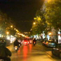 [Grécia] Vídeo: Antifascistas fazem patrulha motorizada pelas ruas de Atenas