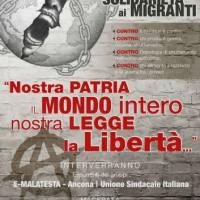[Itália] Macerata: Iniciativa de Solidariedade Para os Migrantes