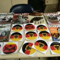 Polícia autua suspeito de divulgar ideologia do nazismo no Rio