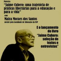"""[São Paulo-SP] Palestra e lançamento do livro """"Jaime Cubero: seleção de textos e entrevistas"""""""