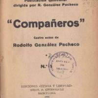 """[Chile] Baixe o livro """"Companheiros"""""""