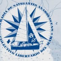 """[Espanha] Surge em Barcelona um grupo de """"anarco-velejadores"""", a  Confraria de Navegantes Anarquistas"""
