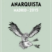 [Espanha] XIII Encontro do Livro Anarquista de Madri, de 3 a 6 de dezembro de 2015
