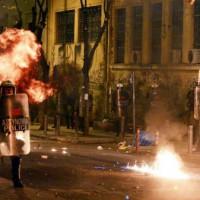 [Grécia] Um 6 de dezembro de fogo em memória de Alexis Grigoropulos