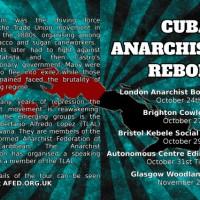 Impressões de um anarquista cubano na Feira do Livro Anarquista de Londres (Parte I)