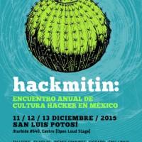 [México] Hackmitin 2015