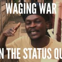 "[Zimbábue] Biko MC, rap anarquista ""Travando Guerra Contra o Status Quo"""