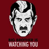 """""""O Grande Irmão está te observando"""""""