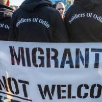 [Finlândia] Soldados de Odin: grupo neonazista ameaça imigrantes de realizar limpeza étnica na Europa