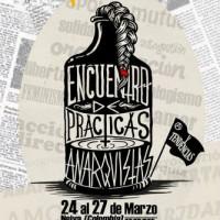 [Colômbia] Neiva: Encontro de Práticas e Tendências Anarquistas