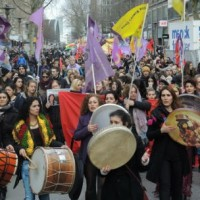 [Curdistão] Convocatória Internacional: Convite do KJA à participação no 8 de Março, Dia Internacional da Luta das Mulheres