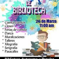 """[Peru] Inauguração da Biblioteca Autônoma e Popular """"Manuel González Prada"""""""