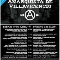 [Colômbia] 1ª Feira Anarquista de Villavicencio acontece neste final de semana