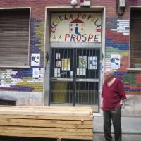 [Espanha] Agressão à Escola Popular de Prosperidad
