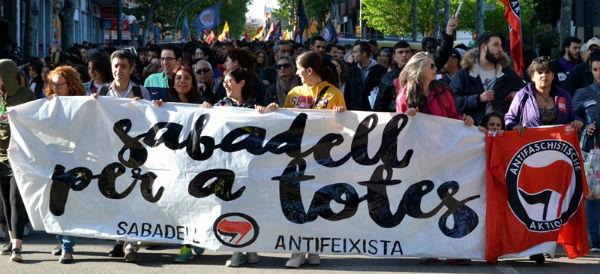 espanha-protesto-antifa-em-resposta-a-ataques-de-1