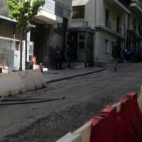 [Grécia] Grupo anarquista reivindica ataque a delegacia no centro de Atenas + Vídeo