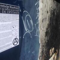 [Holanda] Haia: Prisão por suspeita de espalhar oAnarchist Wallpaper