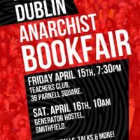 [Irlanda] 11ª Feira do Livro Anarquista de Dublin, 15 e 16 de abril de 2016