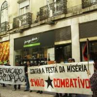[Portugal] Lisboa: 1º de Maio Combativo 2016