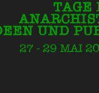 [Alemanha] Dias de Ideias Anarquistas e Publicações, de 27 a 29 de maio em Berlim