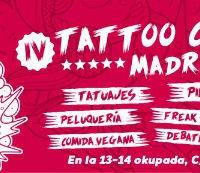[Espanha] IV Tattoo Circus em Madrid